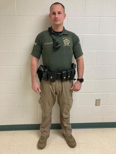 Sheriff's office gets new uniforms