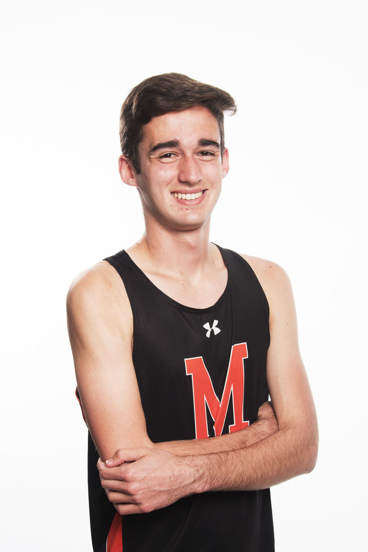 Riley McDermott MHS track