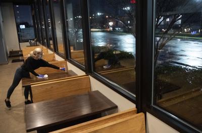 Restaurant COVID Closure