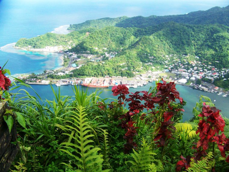 American Samoa: A Tropical Delight Hosting the Only U.S. National Park South of the Equator