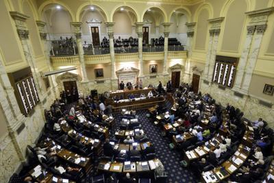 Pot decriminalization, minimum-wage hike pass in session's final hours