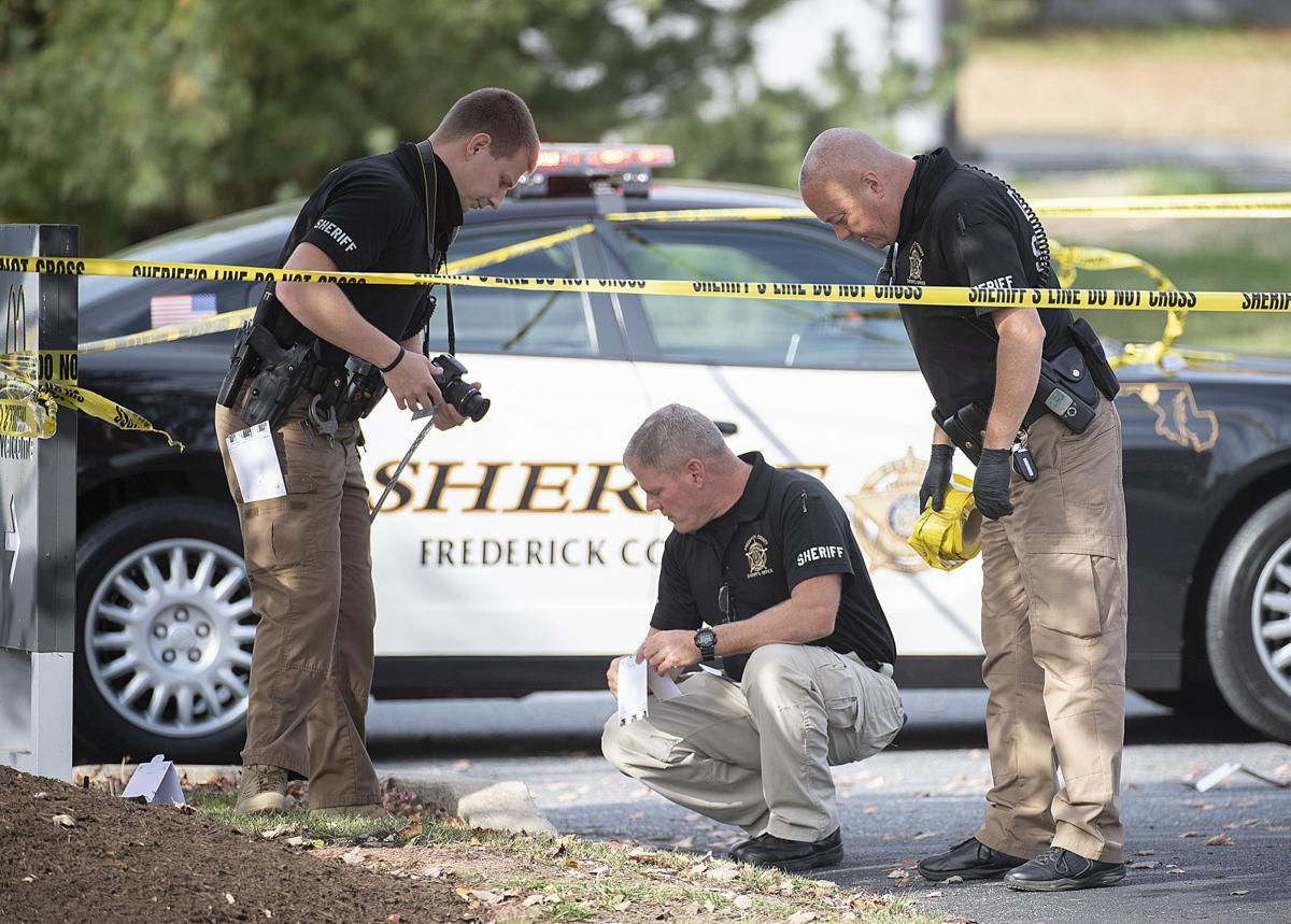 Police Scene Emmitsburg (copy)
