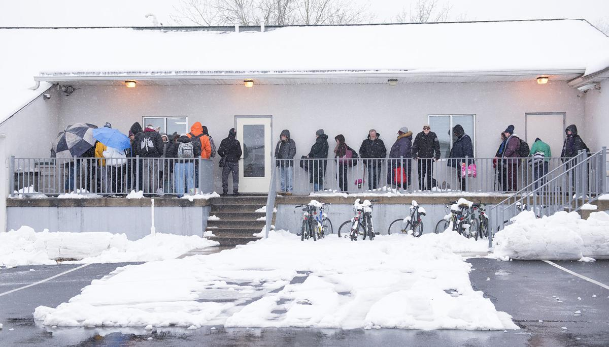 Shelters, soup kitchens extend hours to offer refuge for Frederick\'s ...