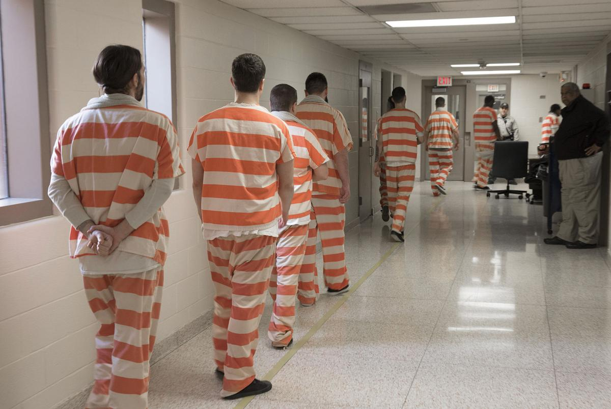 Frederick County S Jail Gets Mostly Positive Review After Tour By Grand Jury Crime Justice Fredericknewspost Com