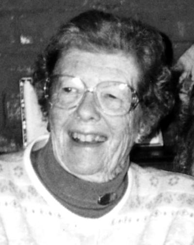 Betty Markey Hooper