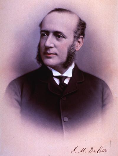 Dr. Jacob Mendes Da Costa