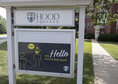 Hood College Covid (copy)
