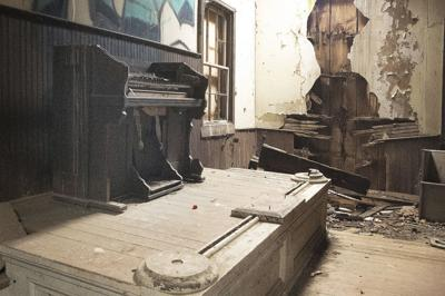 As Frederick County's Ceres Bethel AME continues to deteriorate, its need for preservation heightens