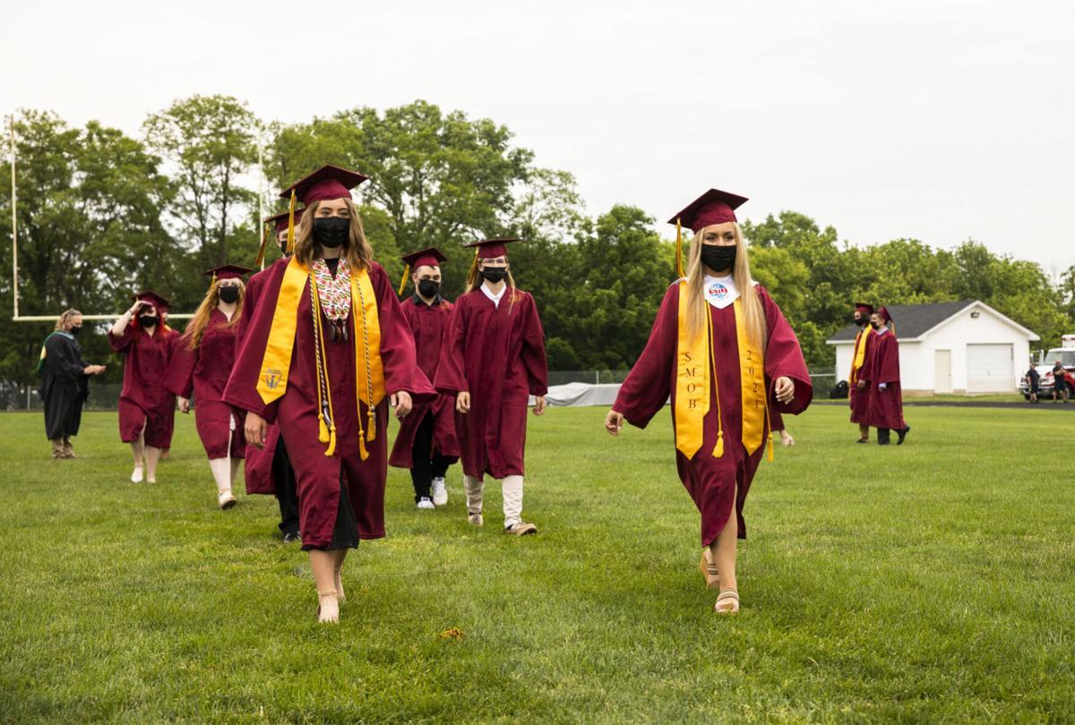 Brunswick High School Graduation