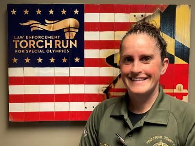 Local deputy to carry torch in 2022 Special Olympics