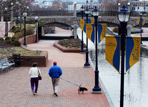 Frederick accepts grant to combat pet waste