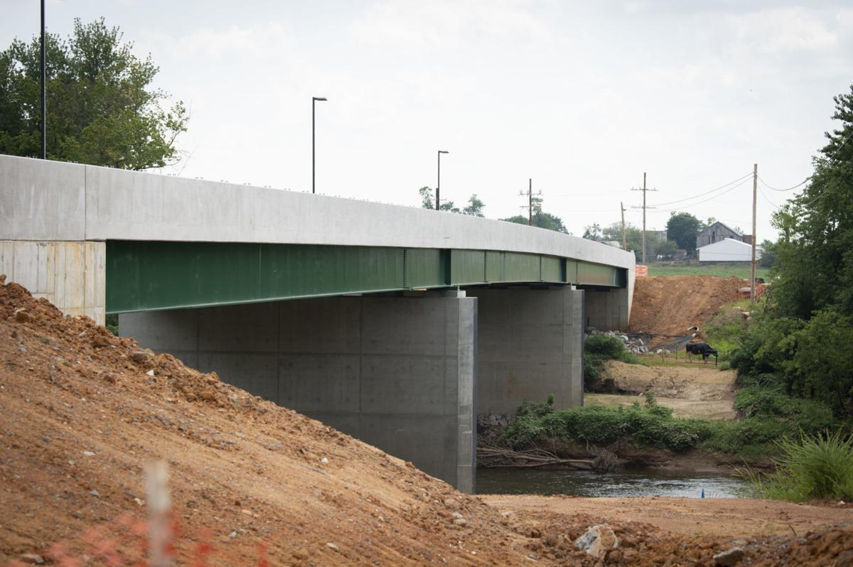 Monocacy Bridge Progress