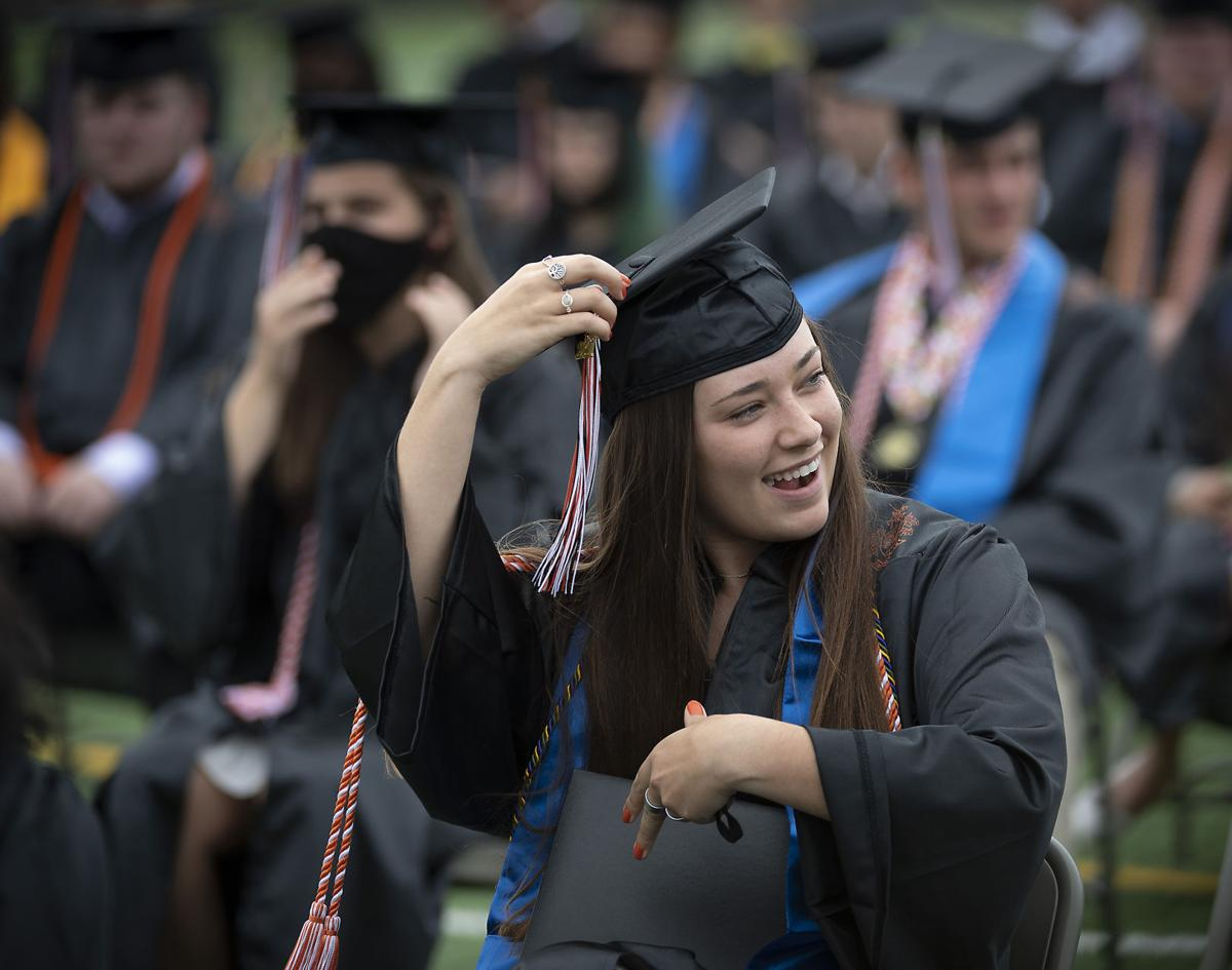 Middletown High Graduation