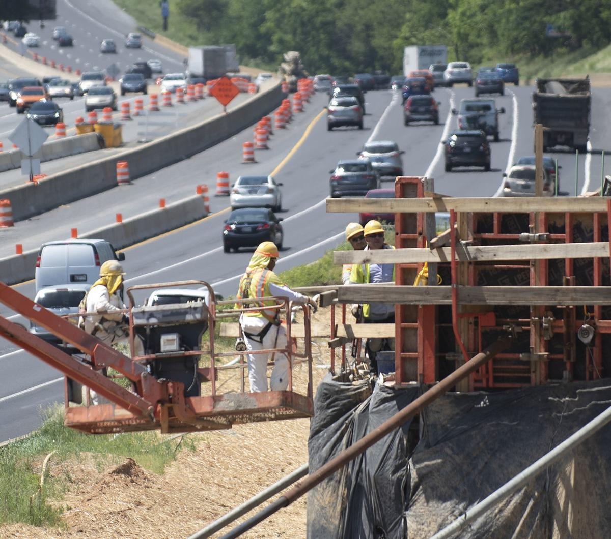 Interchange project with implications for Frederick