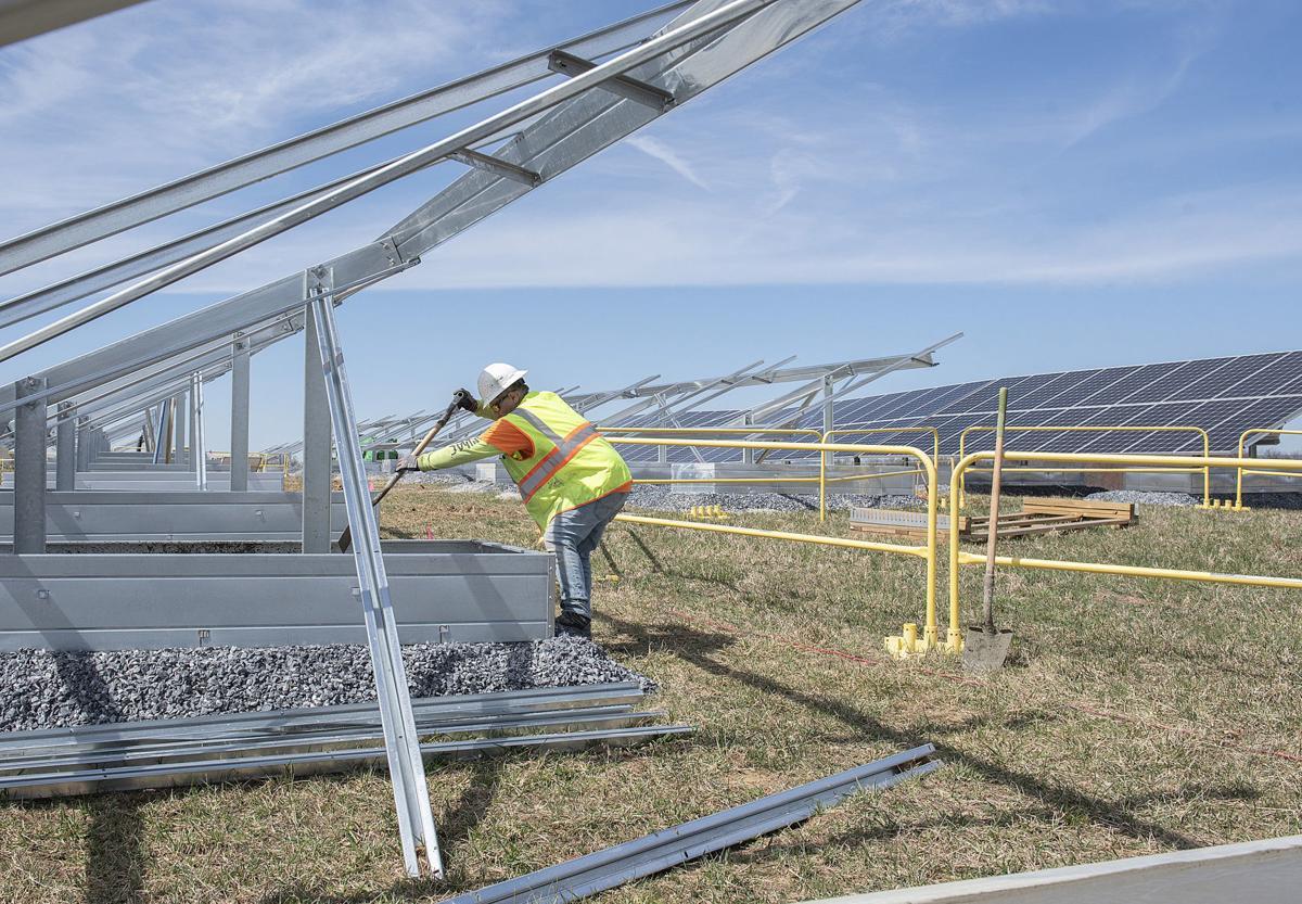 Landfill Solar