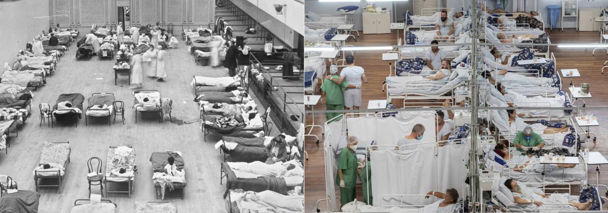 Virus Outbreak-Roaring 20s Redux