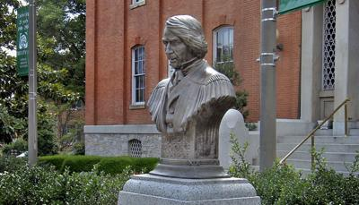 Taney bust
