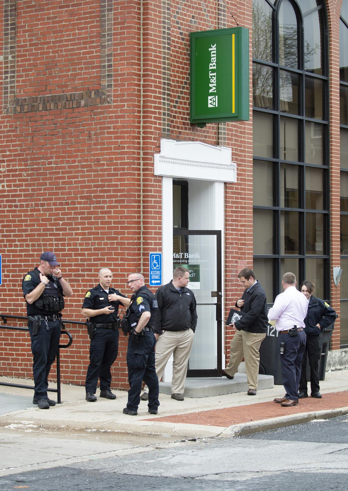 After Two Bank Robberies In Frederick One Suspect Arrested But