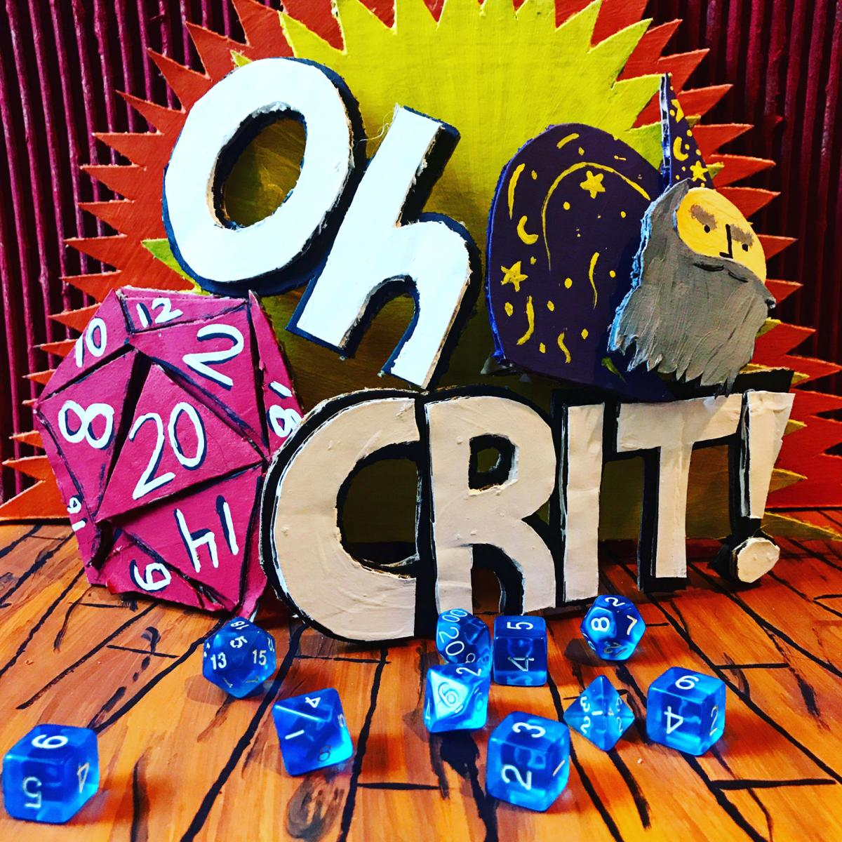 Oh Crit Evergreen Image