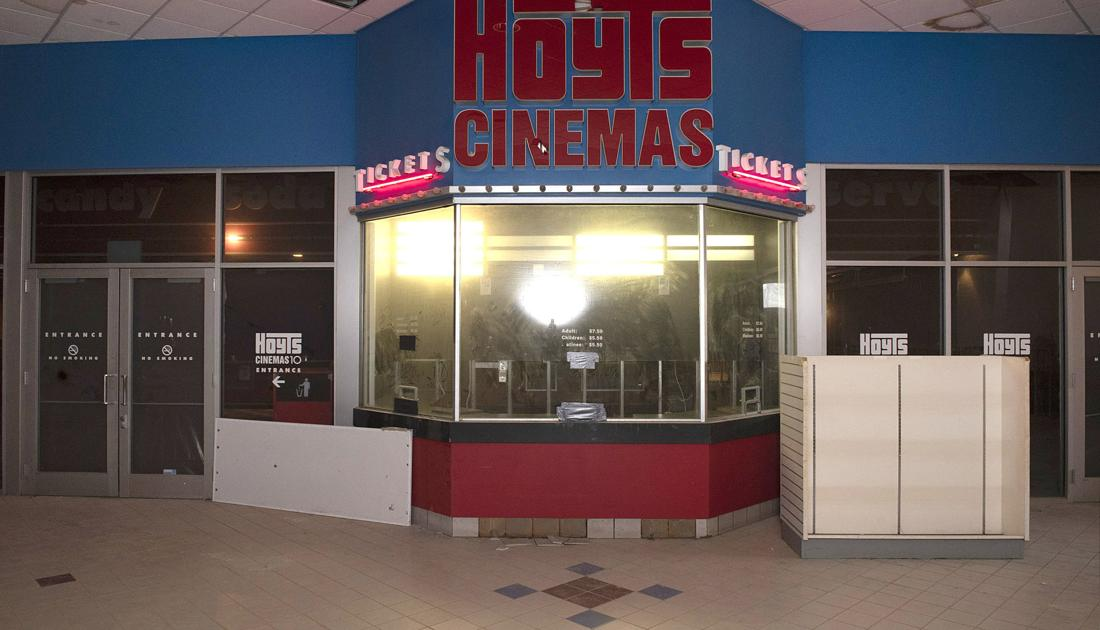 Can Warehouse Cinemas Save Frederick Towne Mall