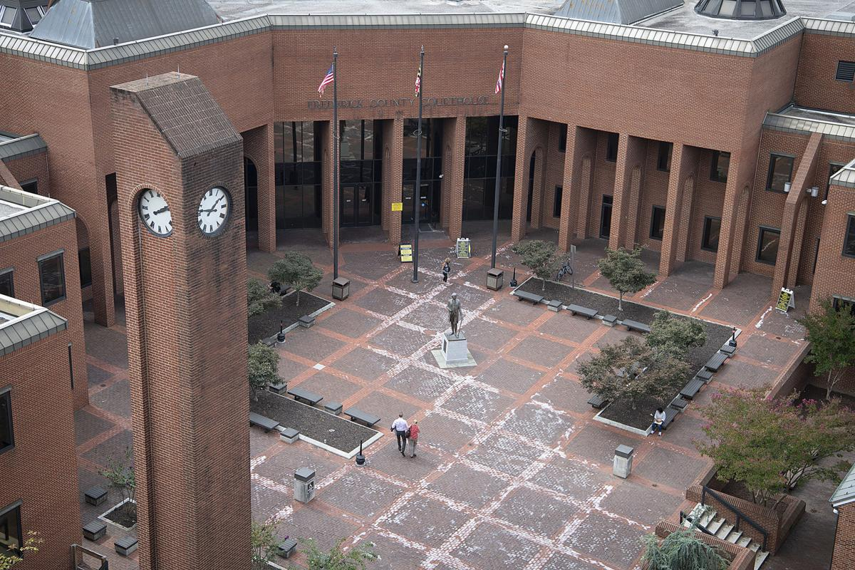 Frederick Courthouse