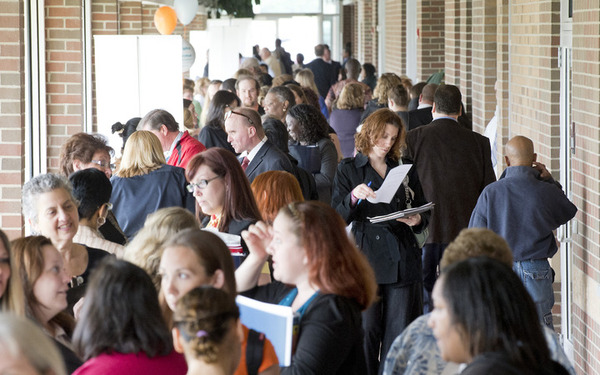 Frederick County Job Fair attracts hundreds