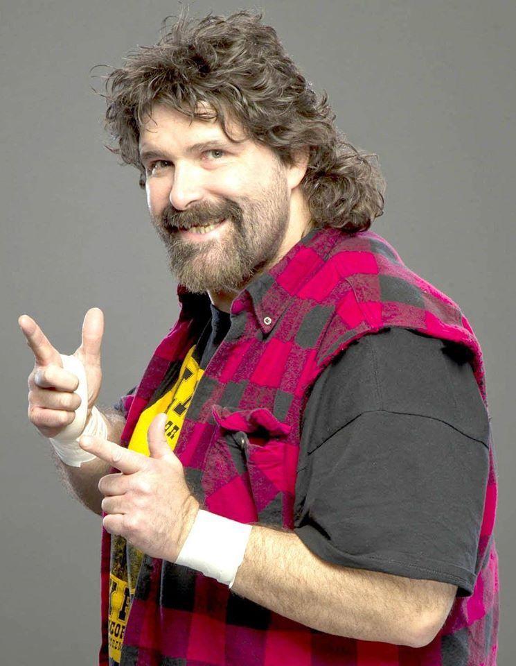 Mick Foley wrestlemania 32