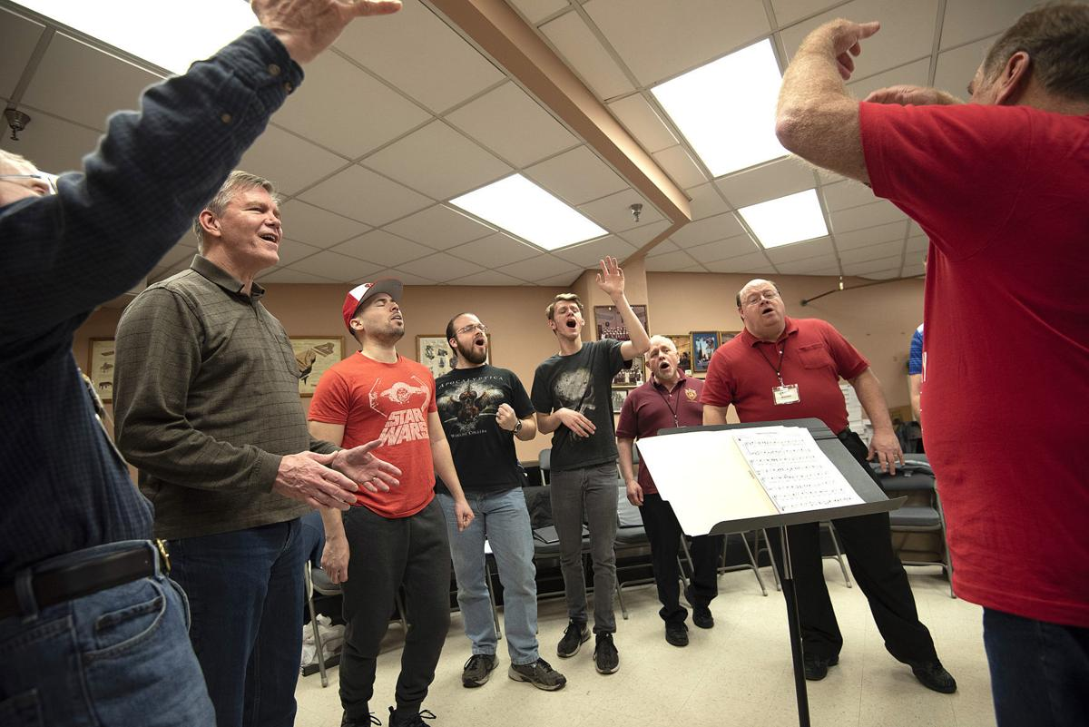 A Trifecta The Frederick Catoctones Will Sing National