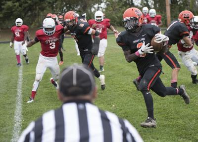 MSD rushes past Red Storm in homecoming win   High School