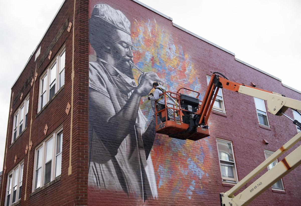 Lester Bowie Mural-file
