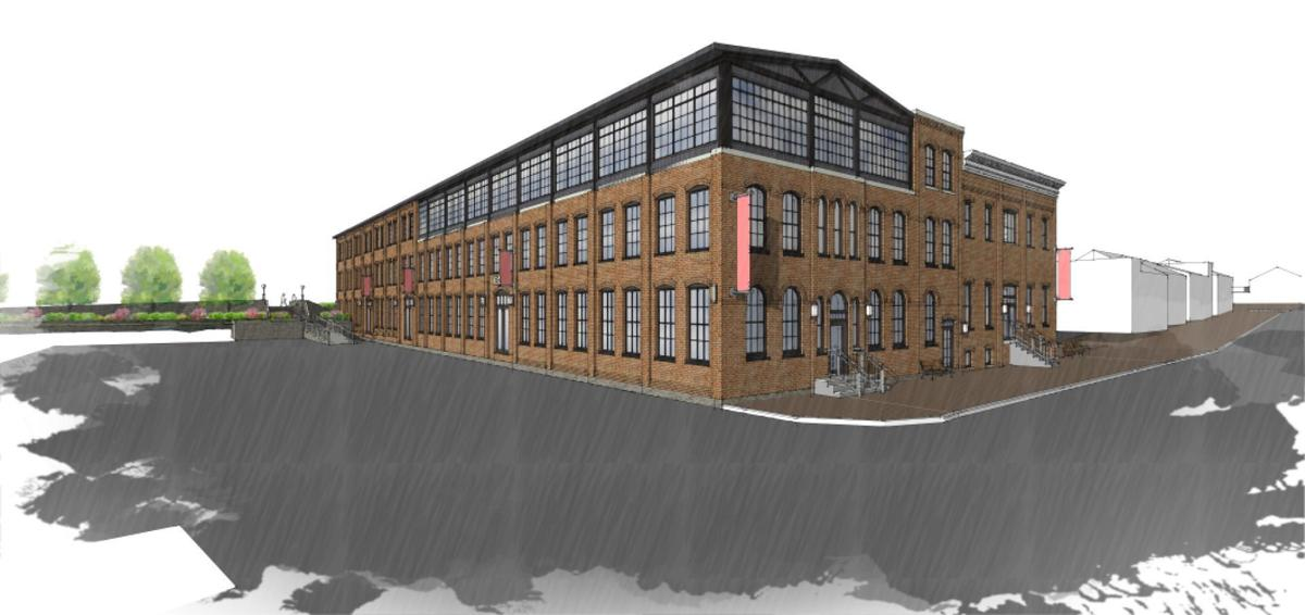 Long-vacant warehouse on East Patrick Street to be renovated