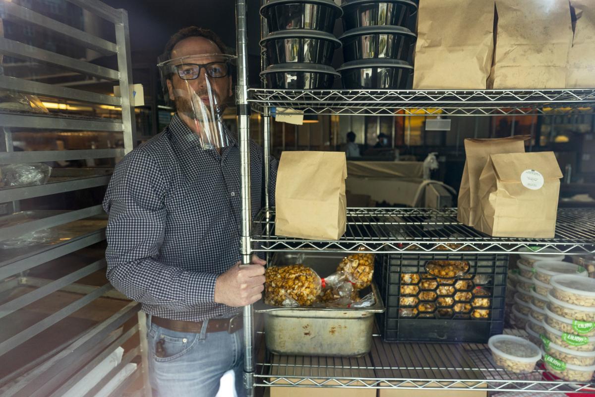 Virus Outbreak Restaurant Reality