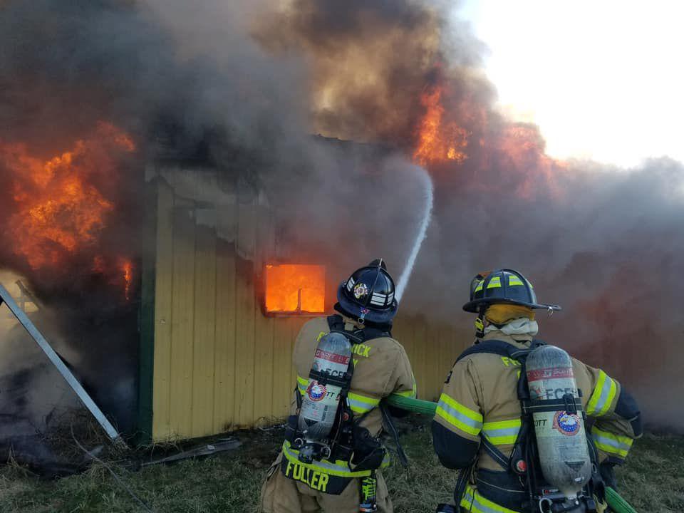 Barn fire kills 8 horses | Disasters & accidents | fredericknewspost com