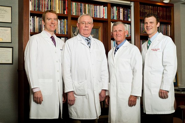 Dermatologist joins his father's practice in Frederick