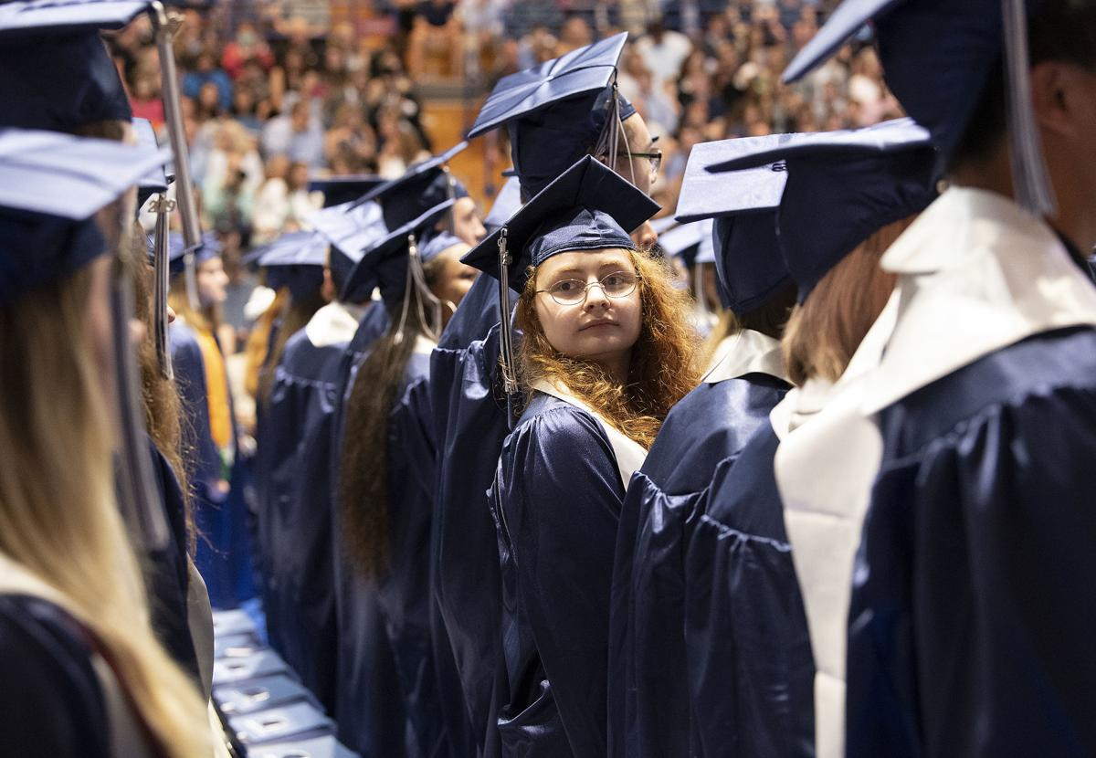 Urbana HS graduation 13