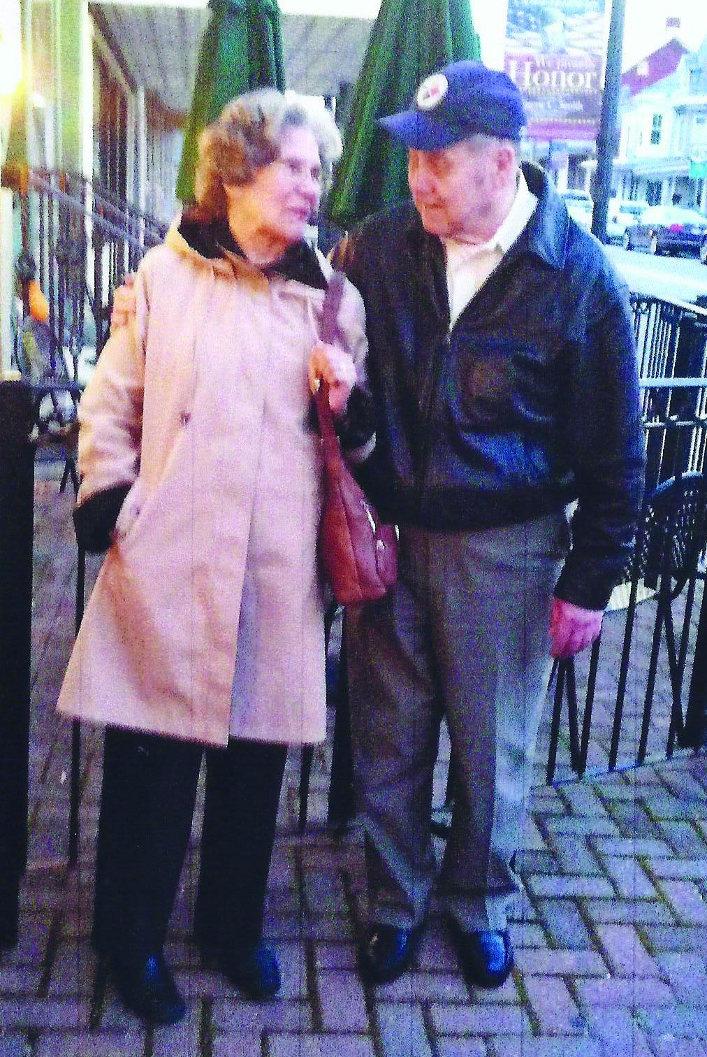 James and Helen Keenan