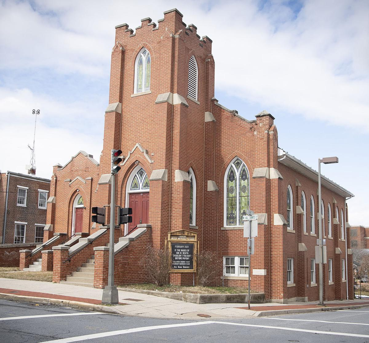Black History Tour-Asbury church