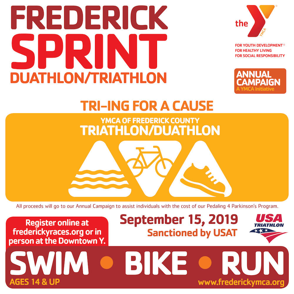 Frederick Sprint Triathlon