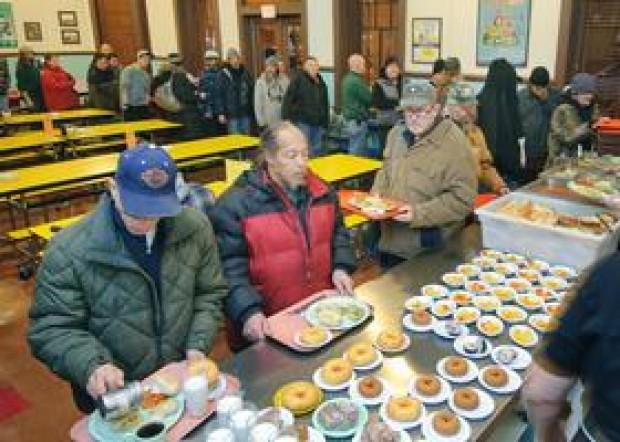 Nonprofit seeks help replenishing the