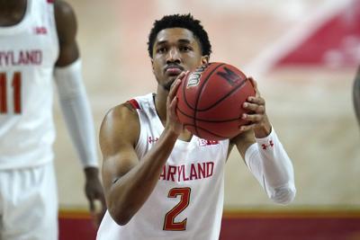 Nebraska Maryland Basketball