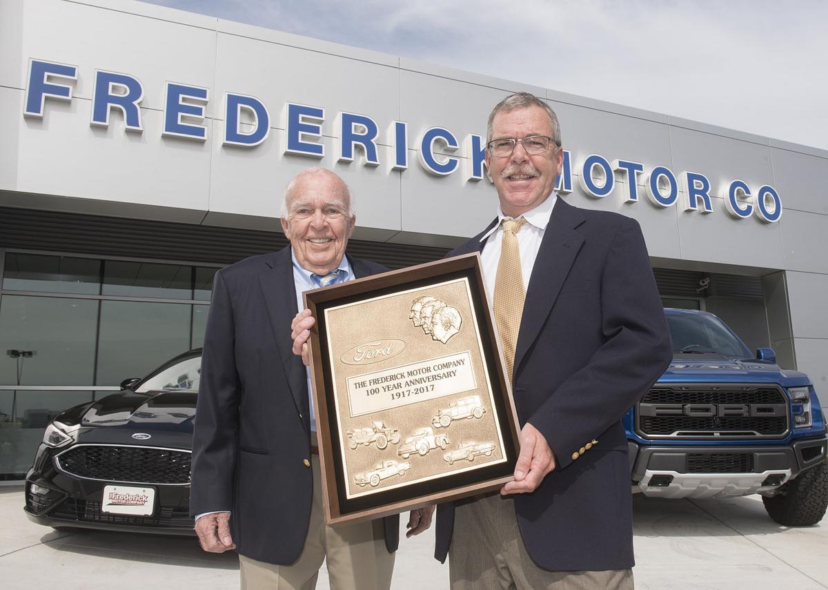 Frederick Motor Company Celebrates A Century Of Cars
