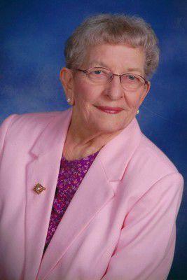 Pearl Edith McIntosh Nov. 26, 1928 - Nov. 23, 2019