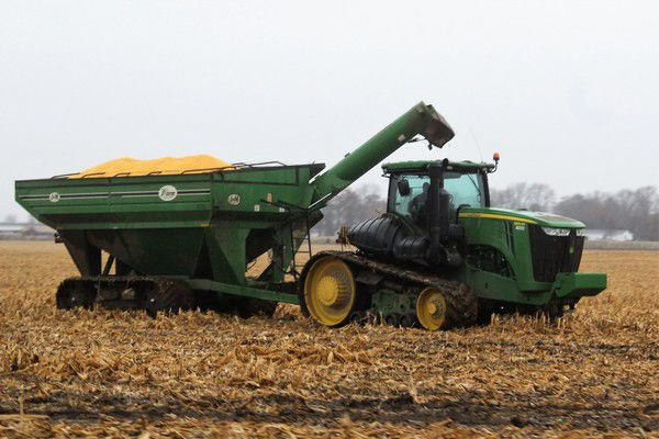 Slow harvest adds to farming woes