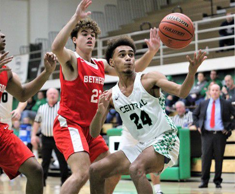 Bulldogs battle in 64-54 loss to Bethesda