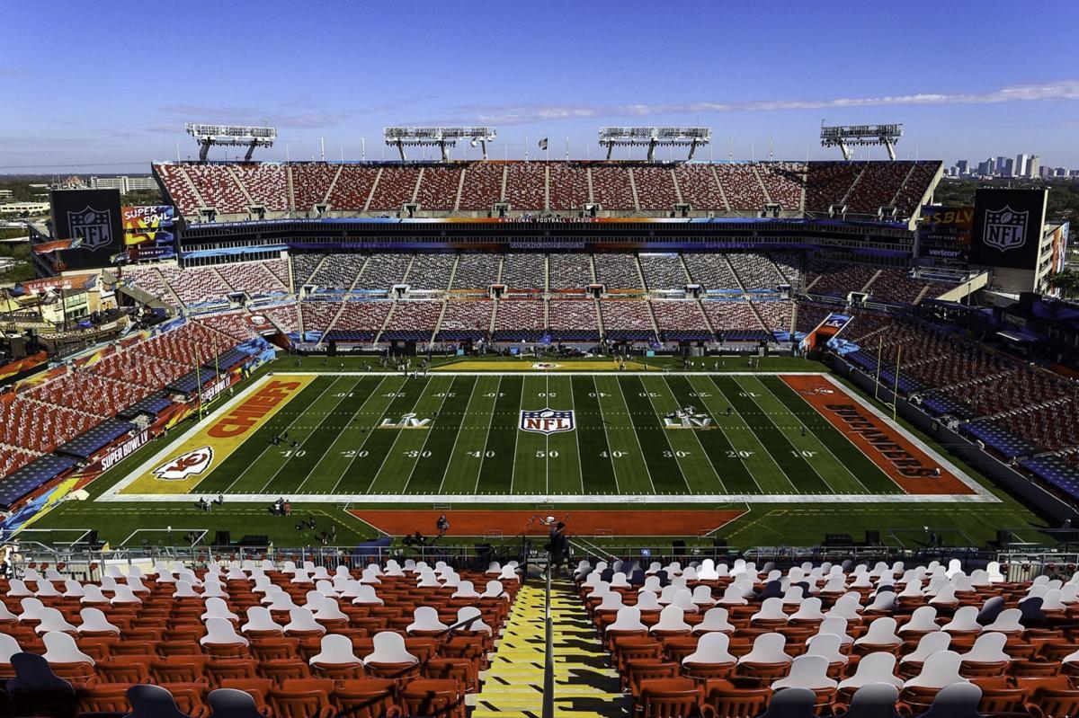 Shoup's works overtime at Super Bowl LV