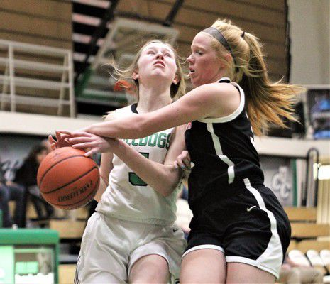 Bulldogs fall 42-27 in foul-plagued game