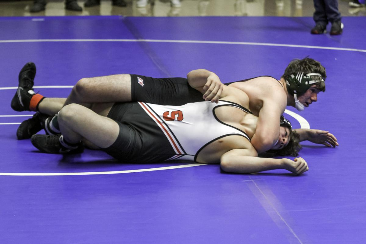 Wrestling Sectional PHOTO 2