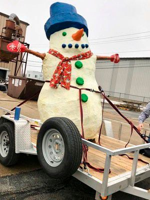 ASI constructs snowman for TPA