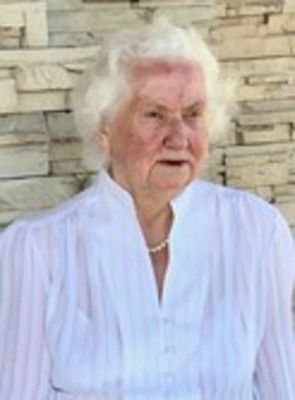 Joanna Horlacher McAhren Jan. 11, 1932 - Nov. 5, 2019