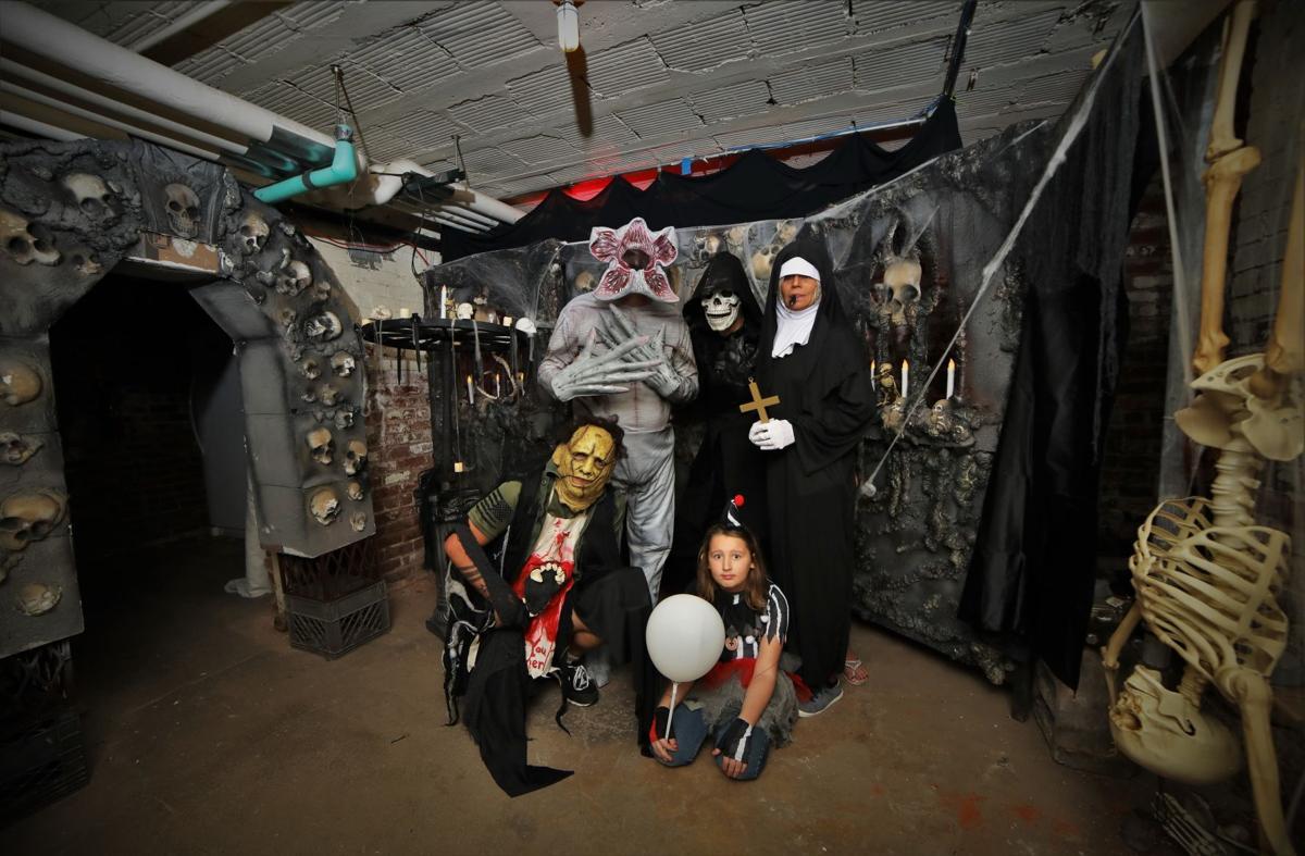 Haunted House PHOTO 1